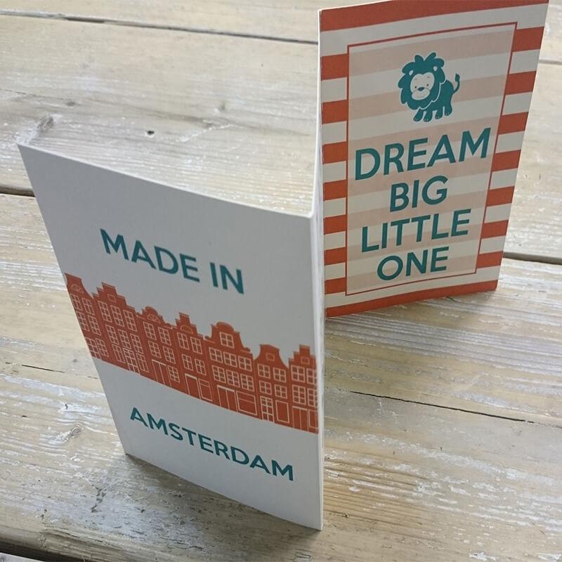 Geboortekaartjes Amsterdam